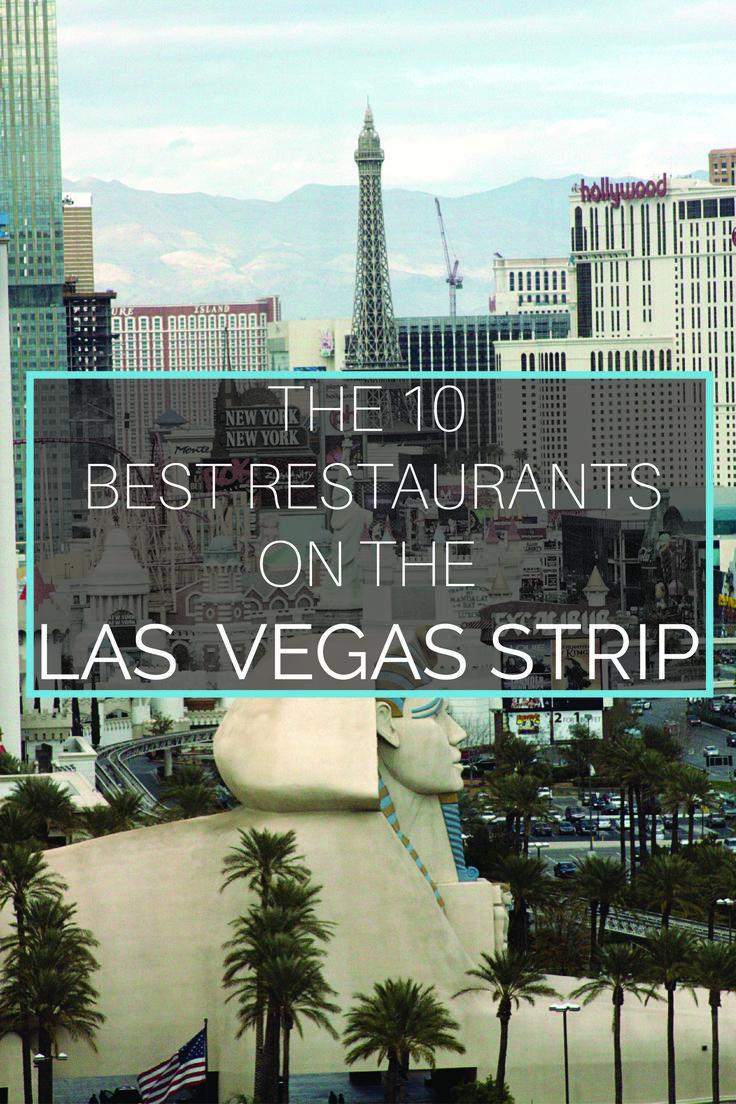 Masher reccomend Best restaurants on the las vegas strip