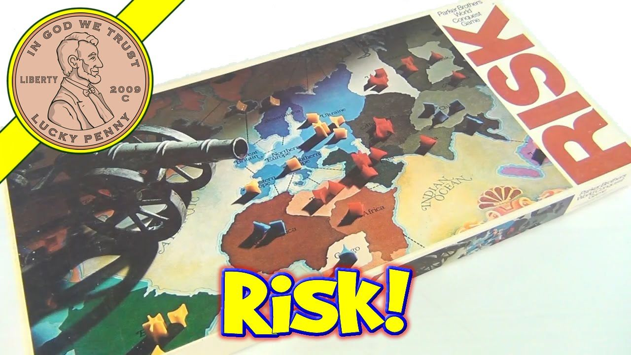 Risk world domination rules