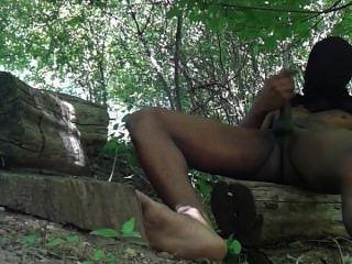 Black dick outdoor