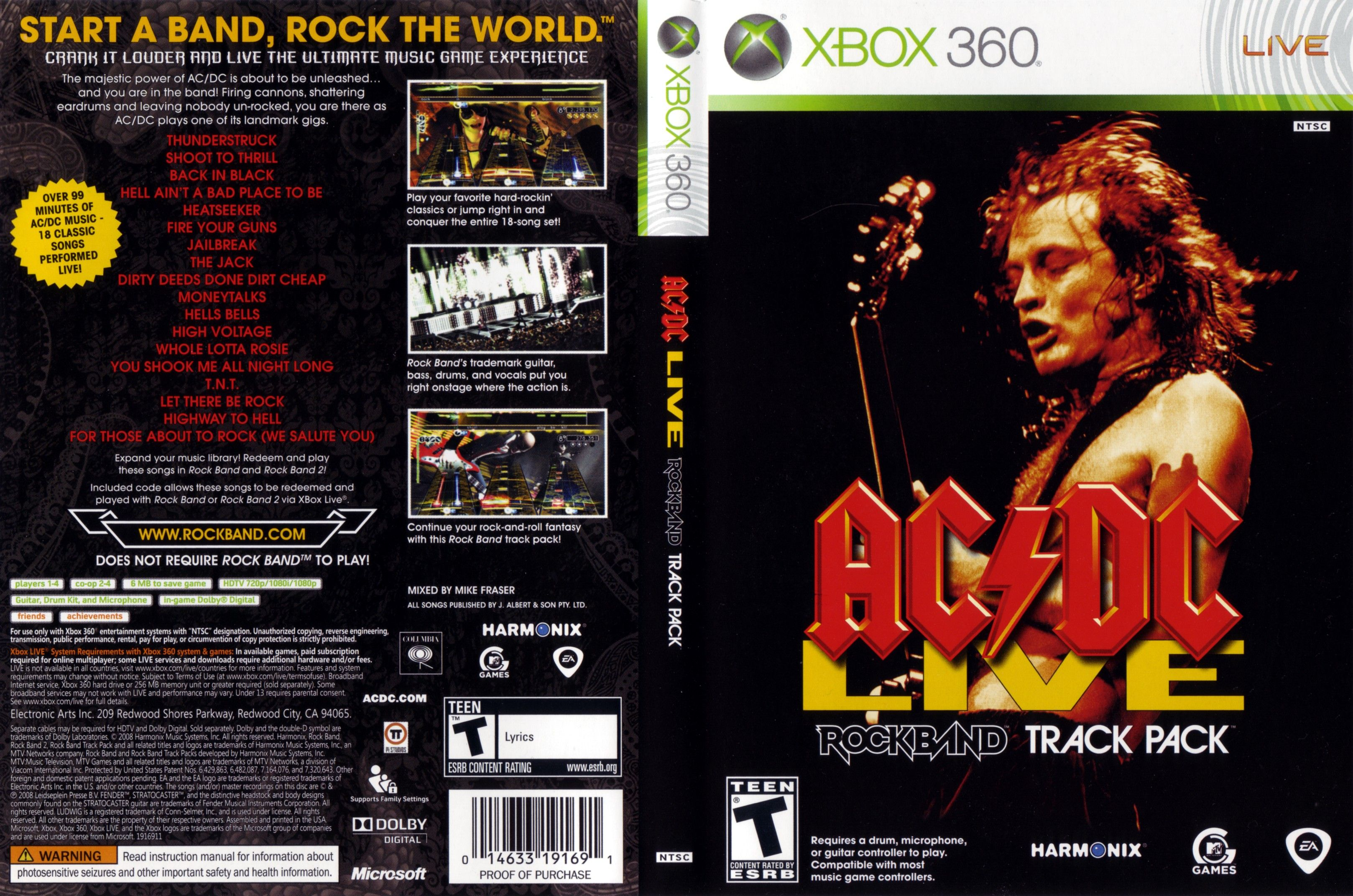 Bun B. reccomend Xbox 360 rock band nude