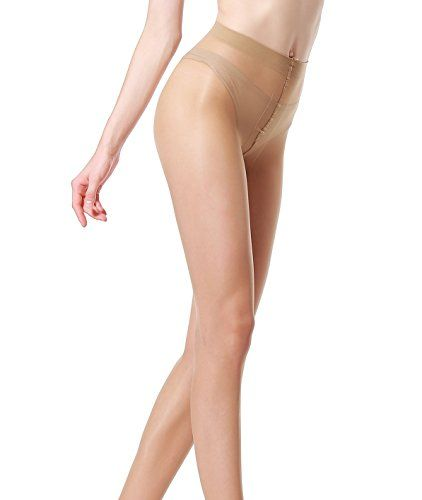 Foot-long reccomend Pantyhose with oversized cotton gusset