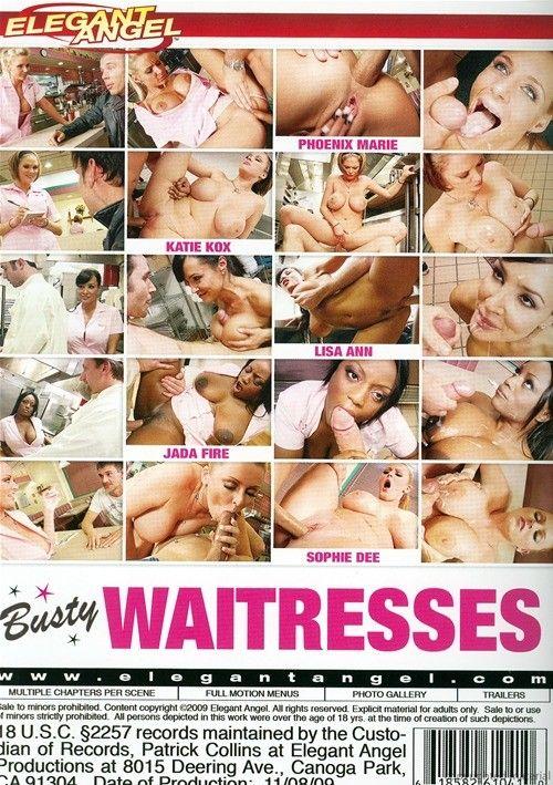 Cartier reccomend Busty waitress pheonix marie