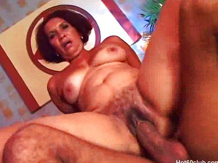 Redtube hairy latin orgasm video