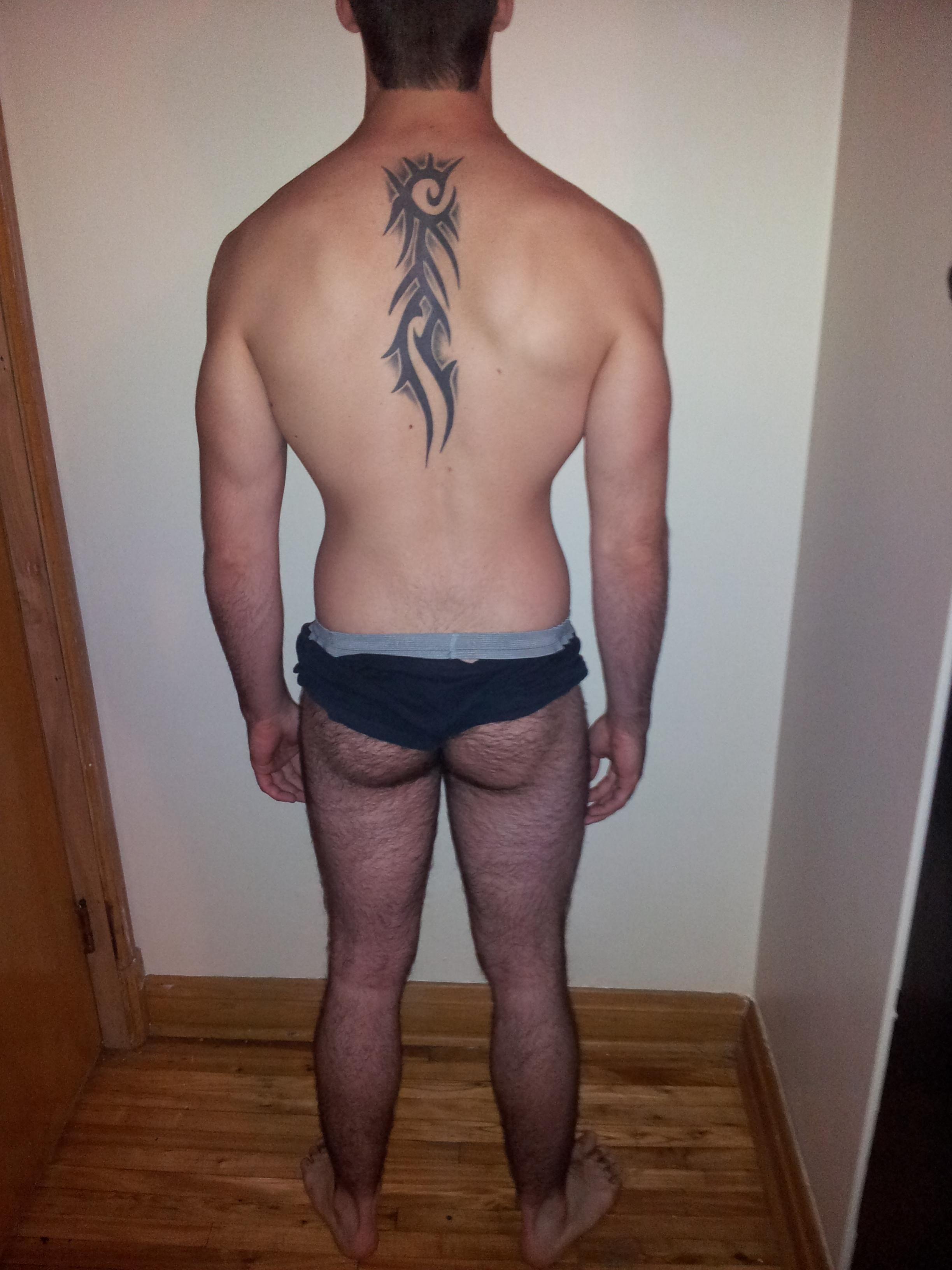 best of Itailian butt Hairy