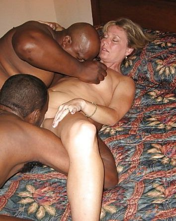 Ass black party pussy
