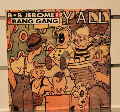 Felix reccomend Bb jerome and the bang gang