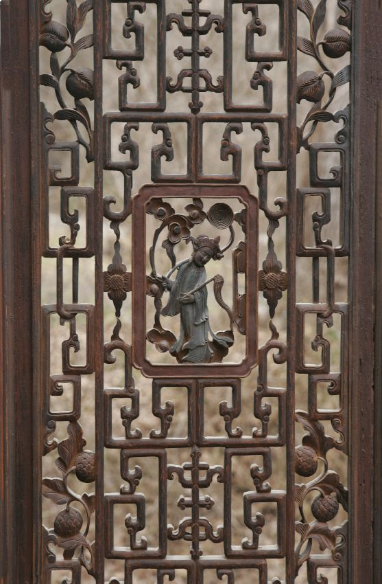 best of Panels Asian carved