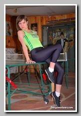 Fiend reccomend Amateur girls in spandex