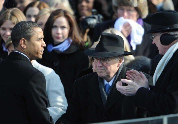Dick cheney barack obama related ancestry