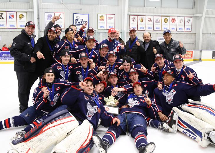 best of Championship ontario midget Aaa hockey