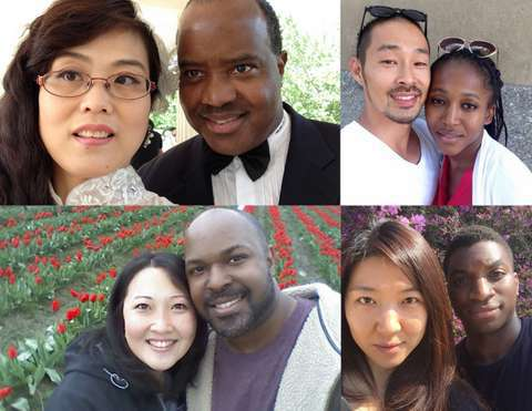 best of Blacks Asian love