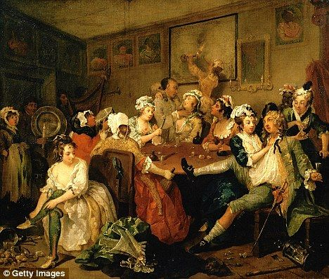 Cardinal reccomend Erotic art 1700