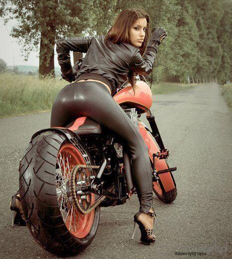 Milf lexi biker