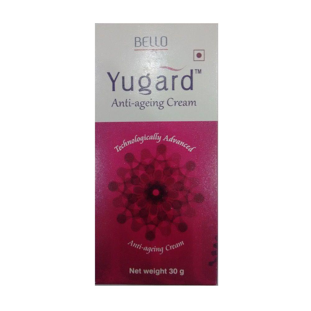 best of Cream Yugard facial