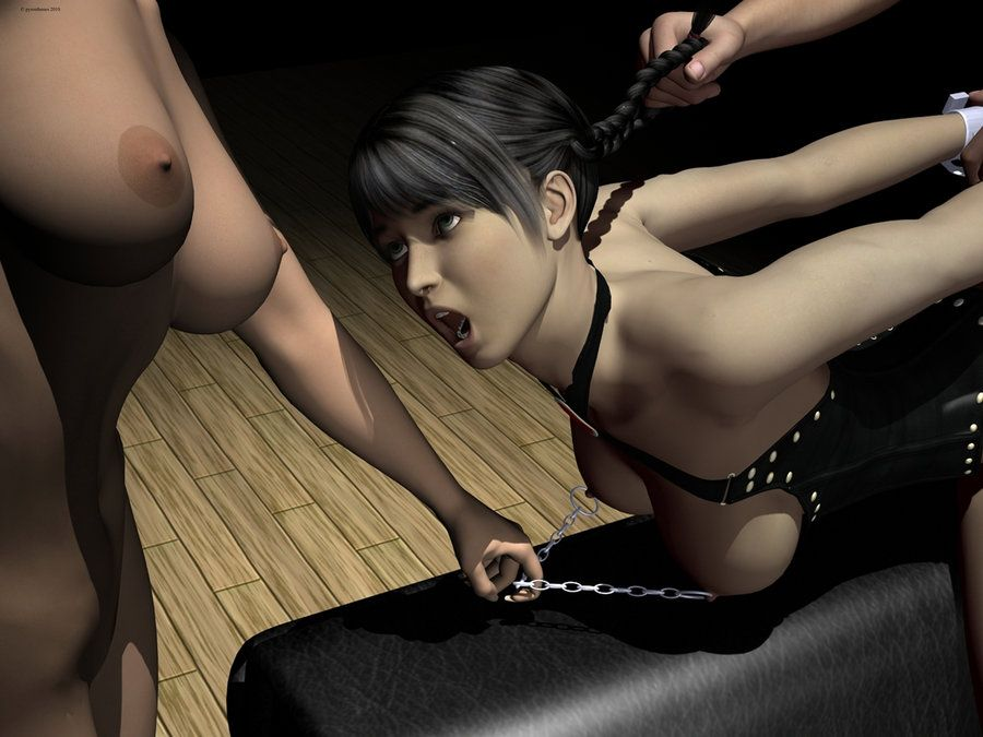 Bdsm adult 3d comics