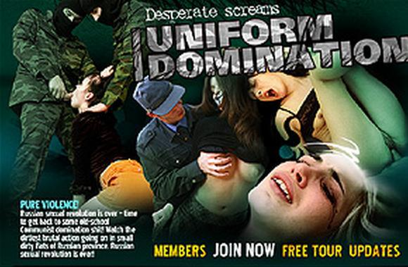 Flea F. reccomend Uniformed domination porn