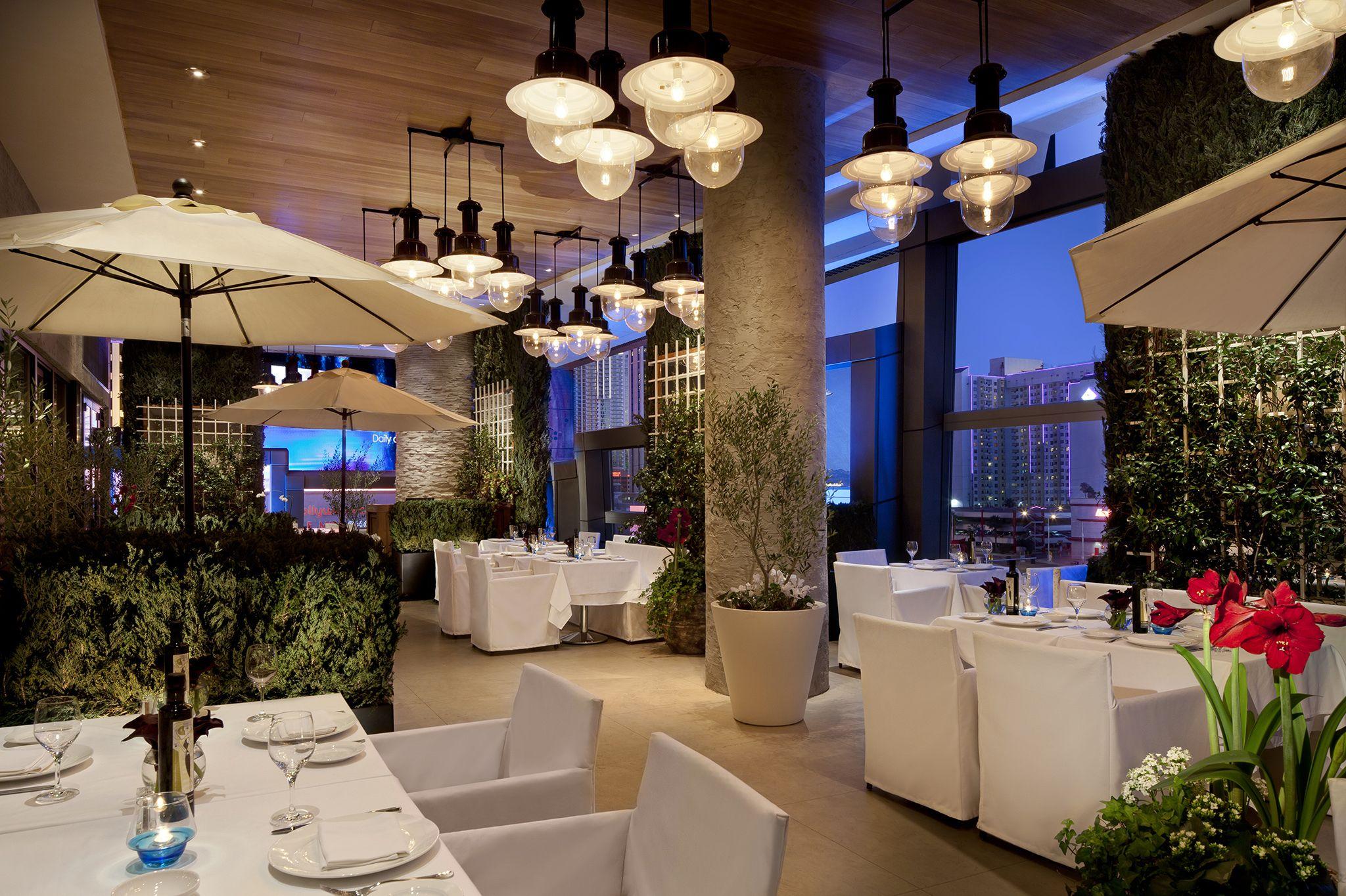 Side Z. reccomend Best restaurants on the las vegas strip