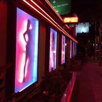 nude shows on rosecrans