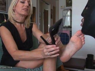Trunk reccomend Mature feet worship videos