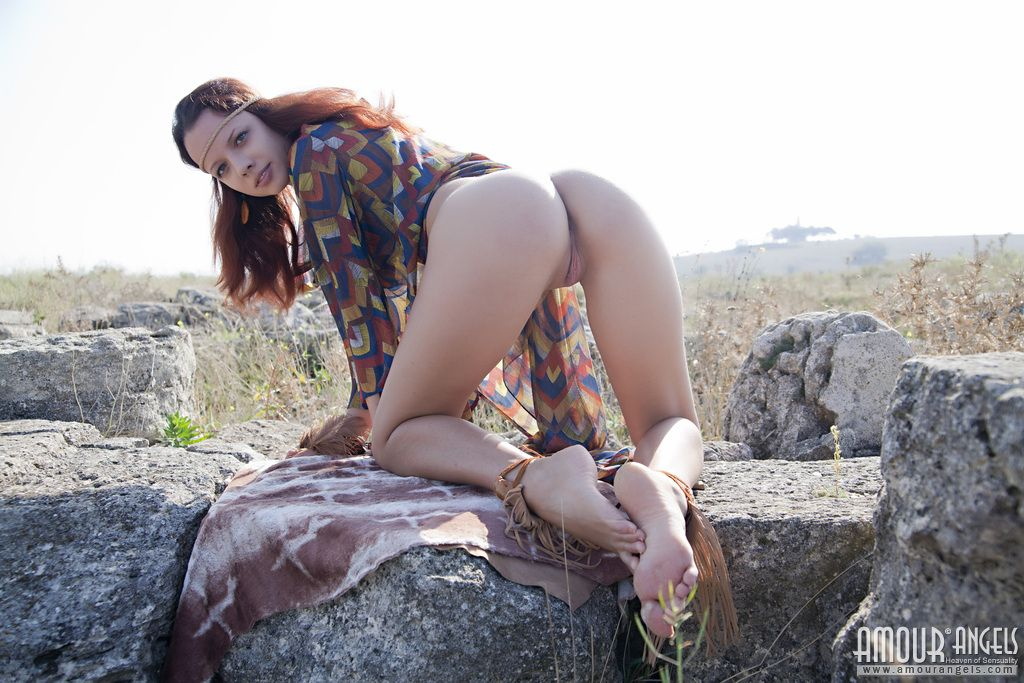 Rolly P. reccomend Shaved hippie women naked