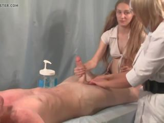 best of Video Group Handjob lesson. adult