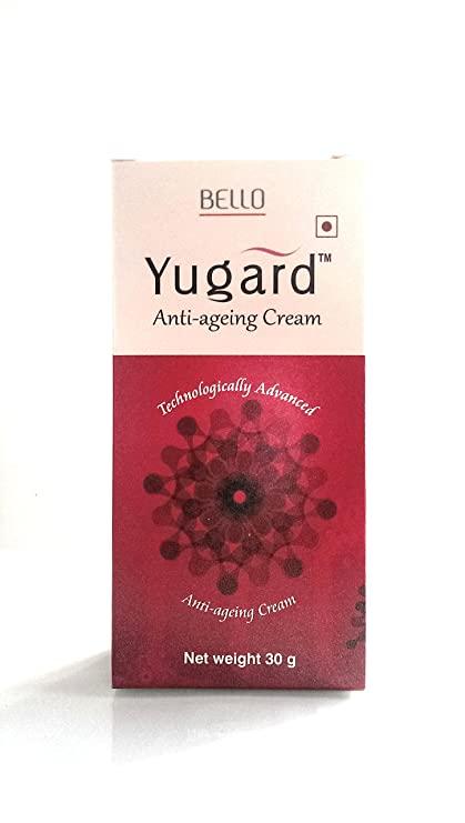 Longhorn reccomend Yugard facial cream