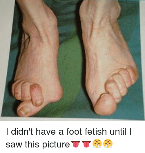 Snickers reccomend Foot fetish the