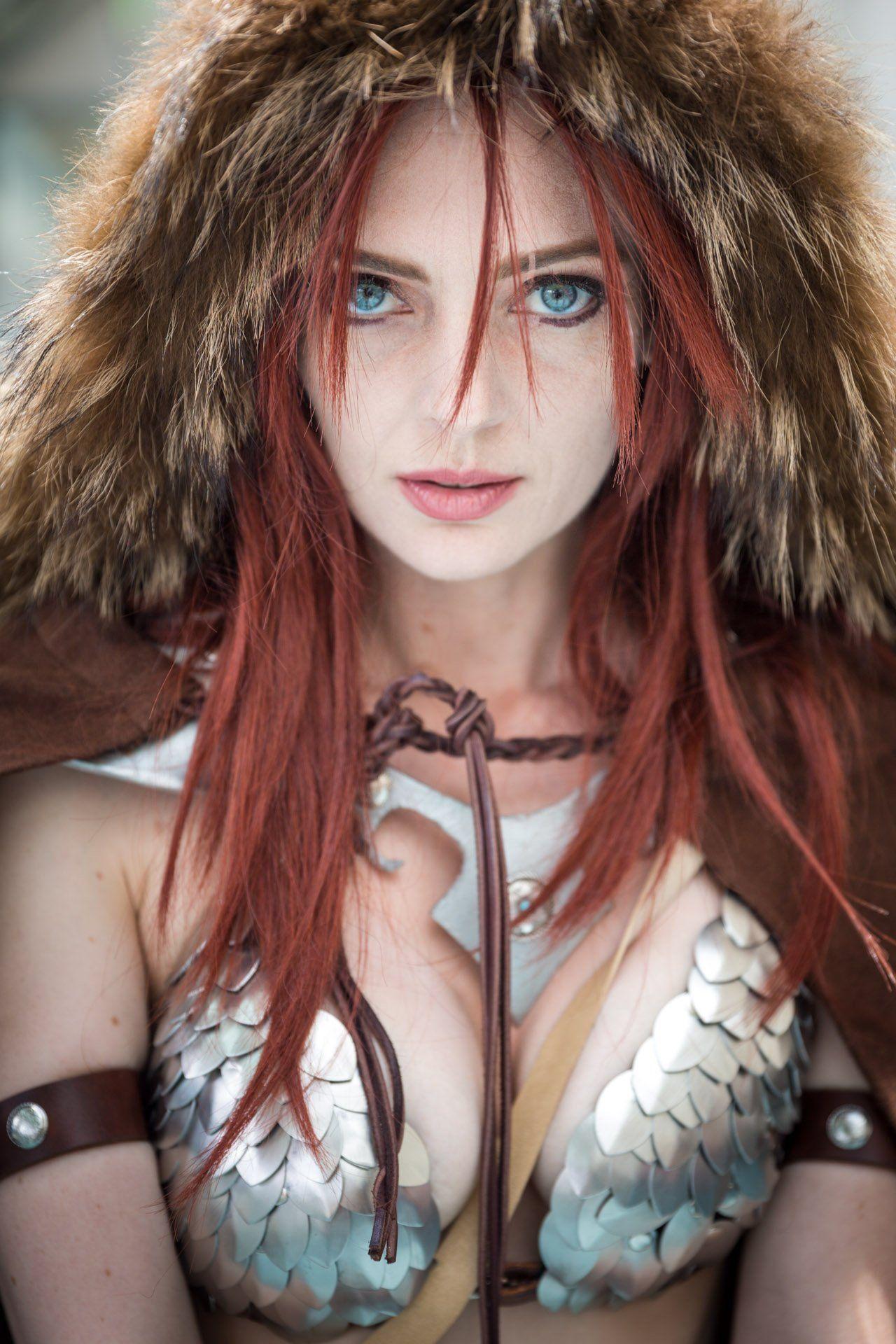 Earth E. reccomend Freaky girl redhead