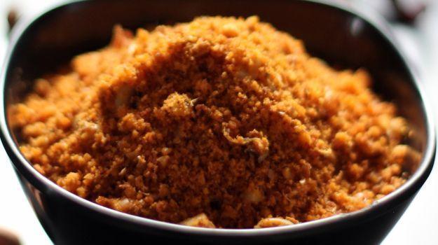 Venus reccomend Asian gunpowder sauce