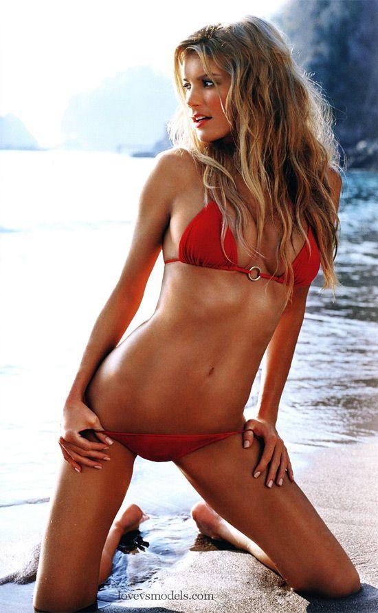 Marissa miller bikini butt