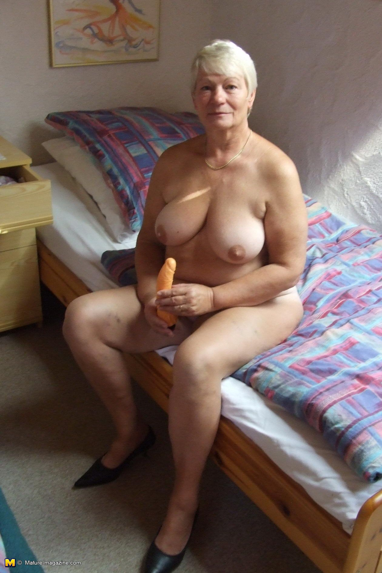 granny Nude bald great