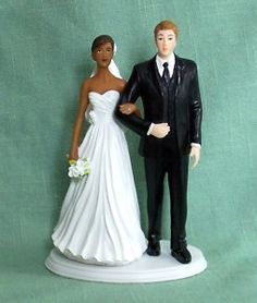 best of Interracial wedding Bride cake groom