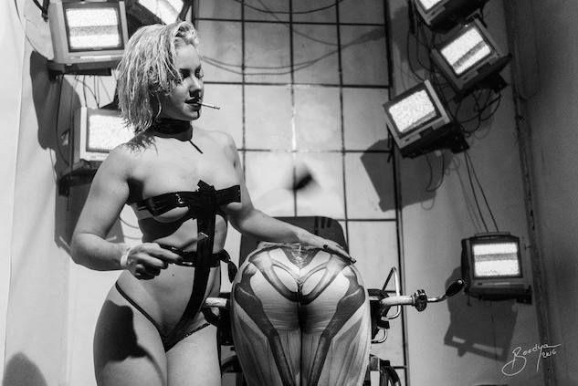 best of Shows berlin Live ass sex