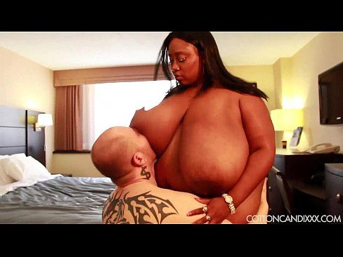 Ebony bbw domination