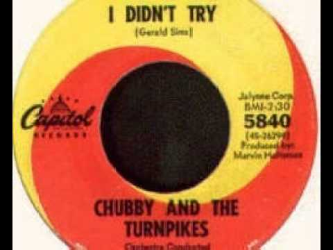 Chubby and the turnpikes