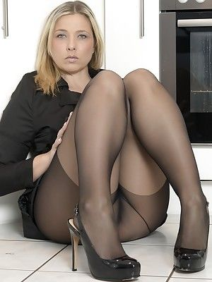 Mlf nylons fetish