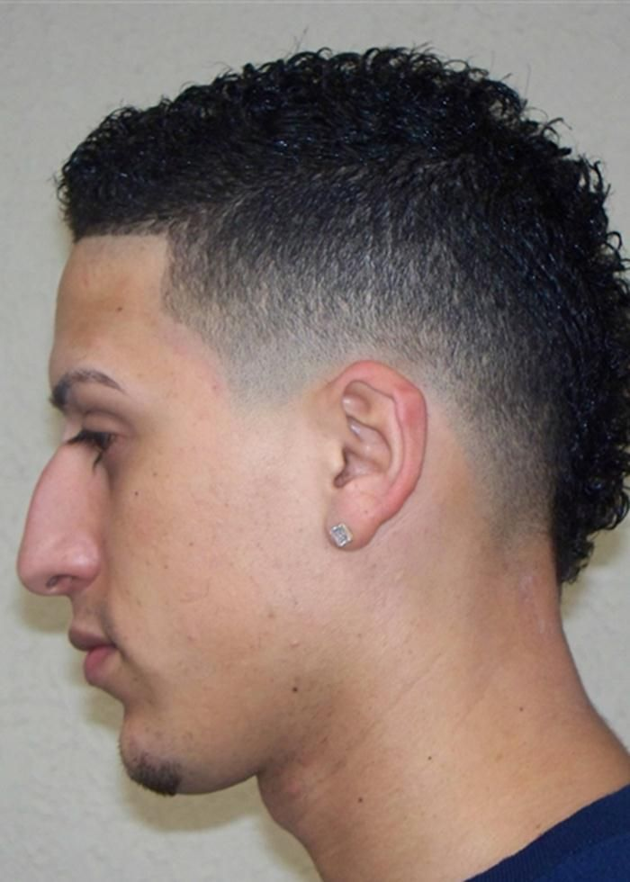 Major L. reccomend Shaved mohawk styles