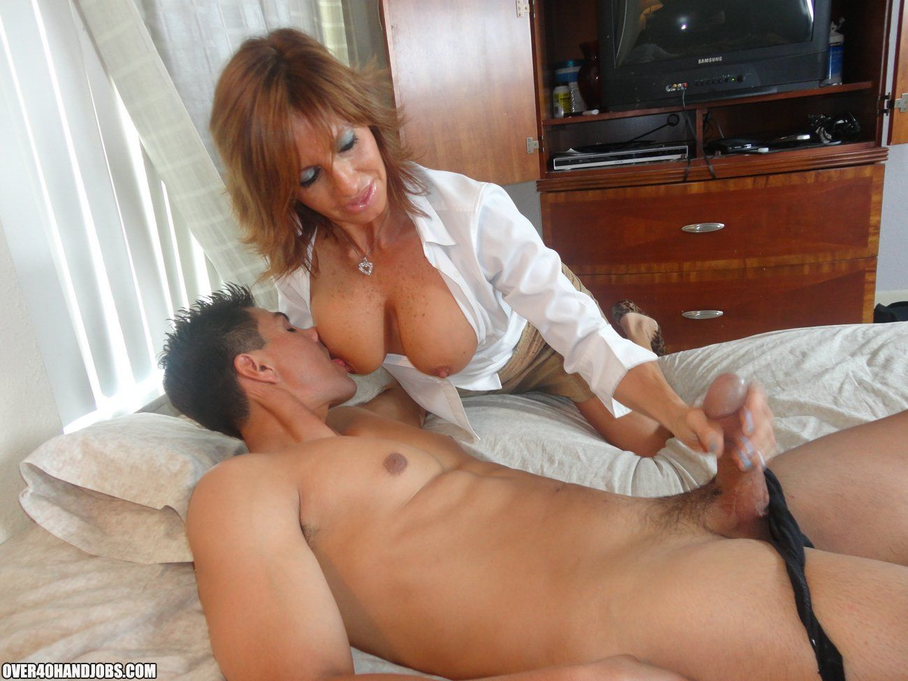 Brambleberry recommendet Granny gangbang abused