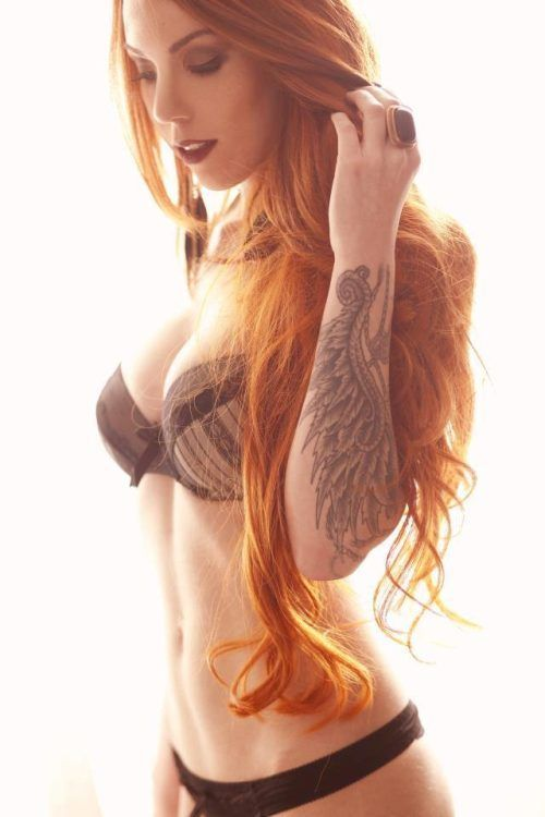 Renegade reccomend Bikini photo redhead hairy
