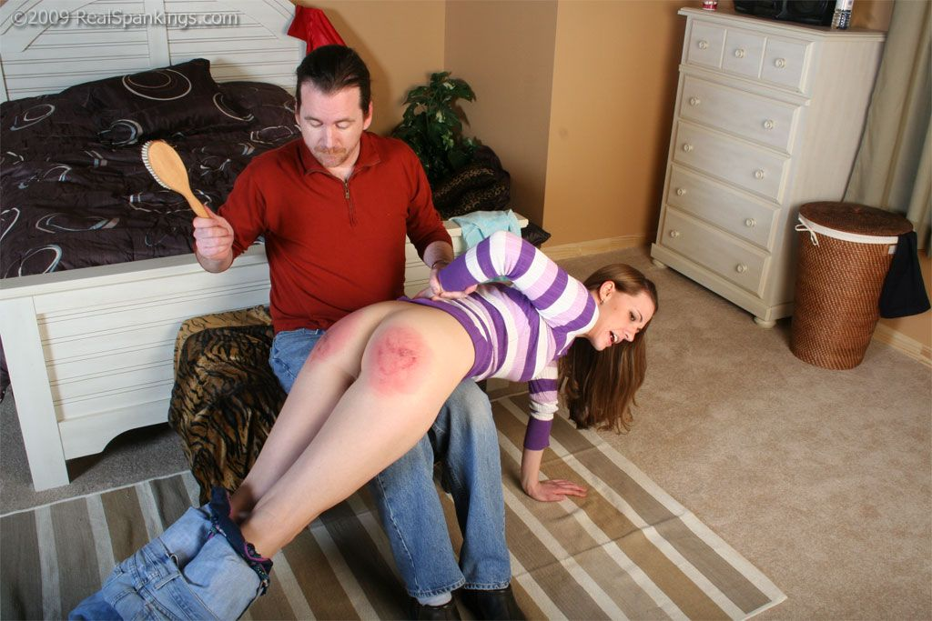 Hair Brush Spank