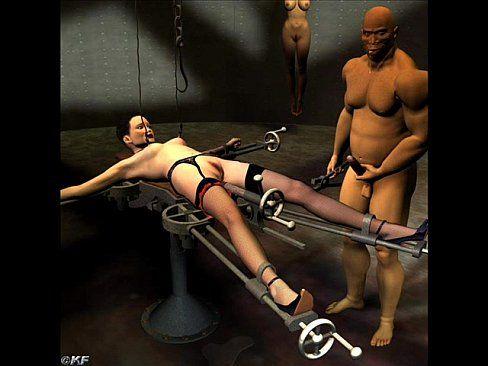 Bondage erotic video