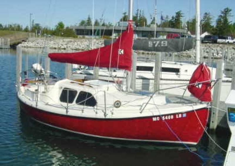 Hazy reccomend Midget yachts 20