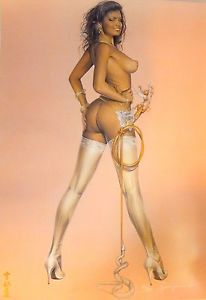 Be-Jewel reccomend Erotica pinup art