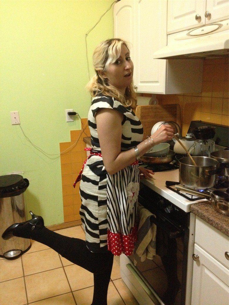 House wife ass