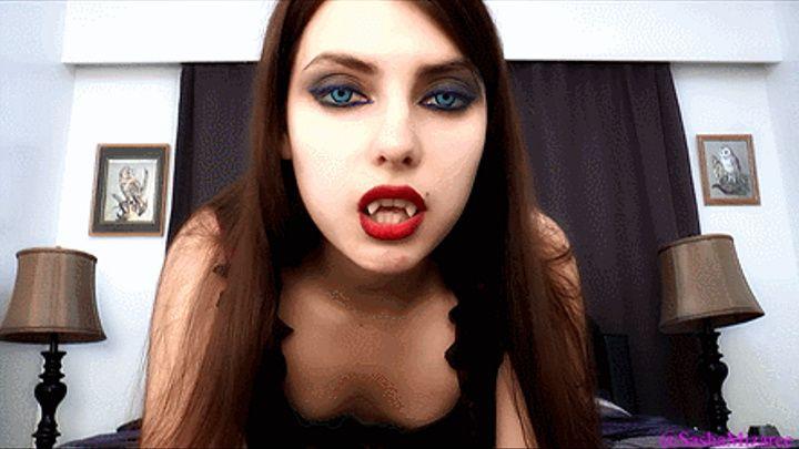 Shortbread reccomend Femdom feeling vampire