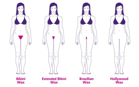 best of Waxing guides Bikini
