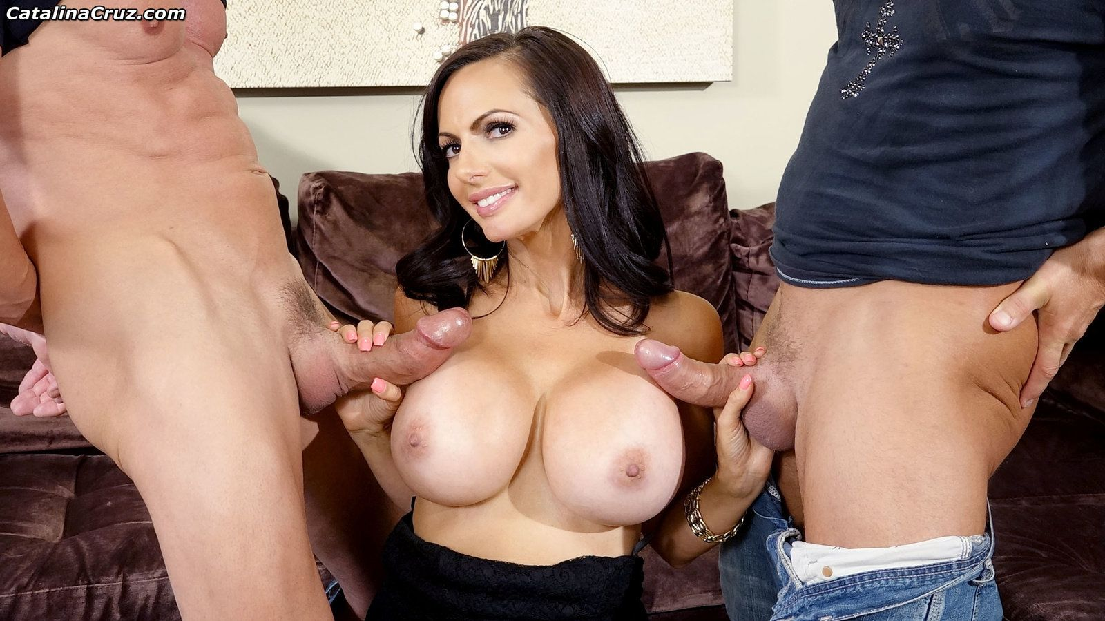 Would catalina cruz anal sex your idea