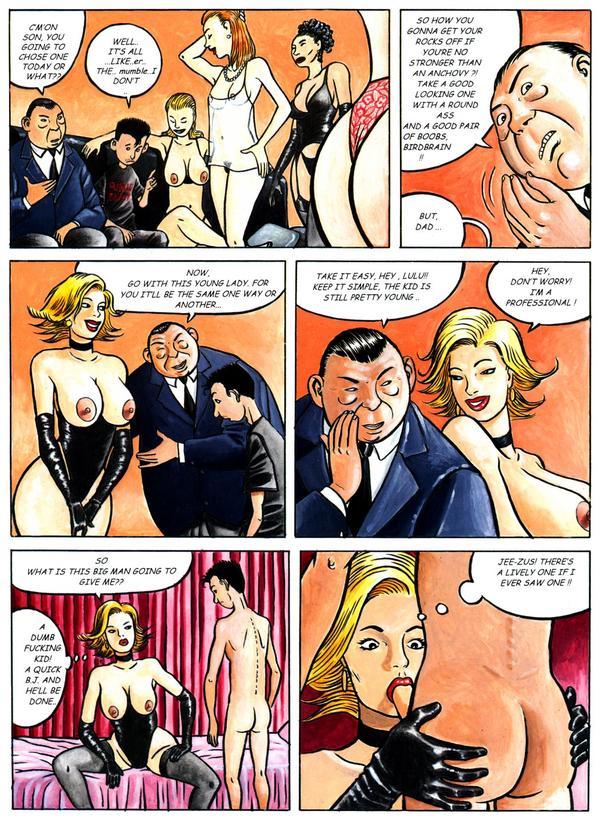 Canine reccomend Adult porno sex comics