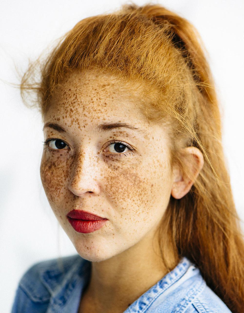 Blacks on asians redhead