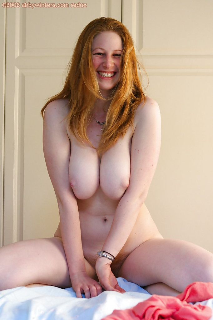 Sabertooth reccomend Redhead busty tits pussy